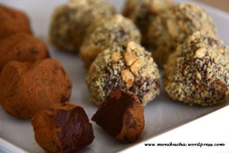 truffle czekoladowe