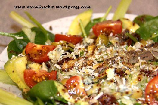 salatka na zawołanie